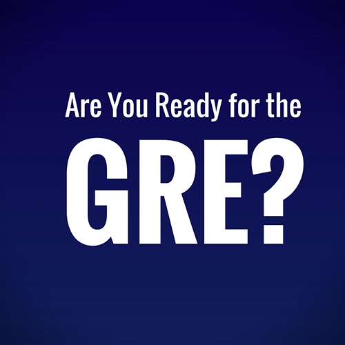 Important Factors While Considering To Take GRE