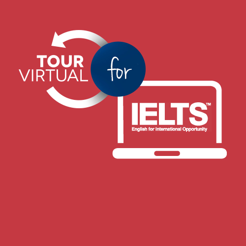 A VIRTUAL TOUR FOR IELTS
