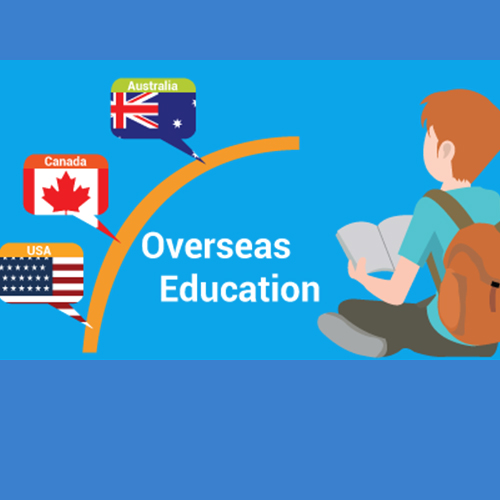 A WONDROUS EXPEDITION OF STUDYING OVERSEAS