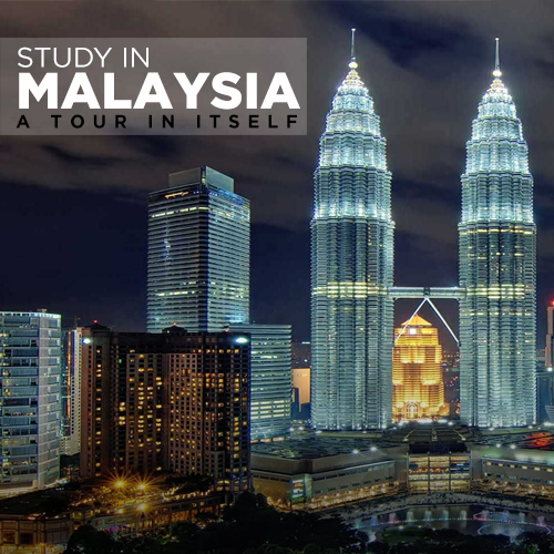 Study in Malaysia- A tour in itself
