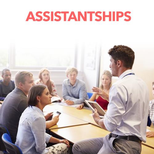 Assistantships