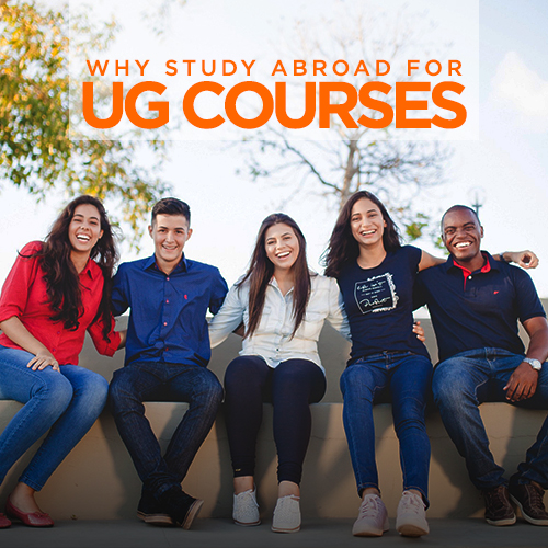 Why study abroad for UG courses?