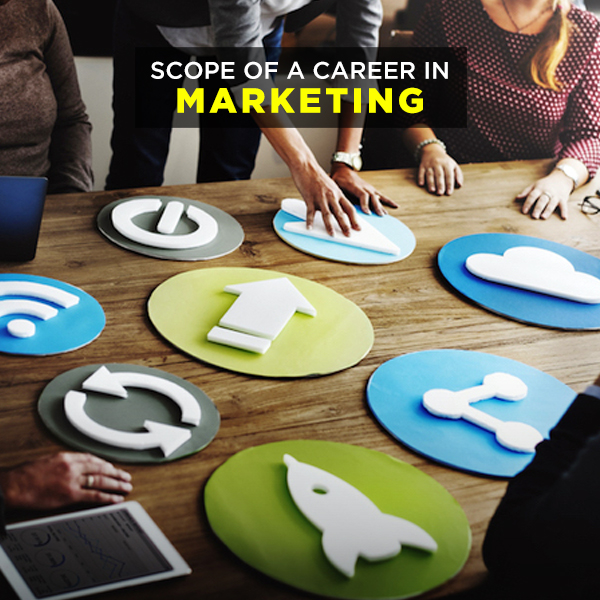 Scope of a Career in Marketing
