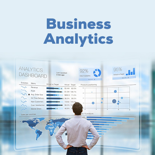 WHAT IS BUSINESS ANALYTICS?
