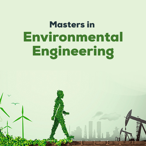 MASTER'S IN ENVIRONMENTAL ENGINEERING?