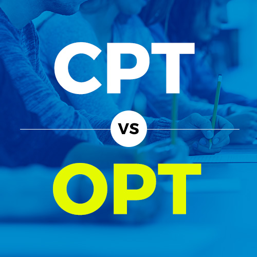WHAT DOES CPT AND OPT STAND FOR?