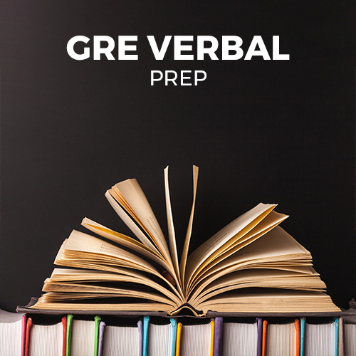 POINTS TO CONSIDER BEFORE YOU STEP INTO GRE VERBAL PREP