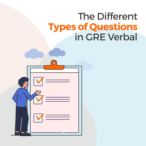 The Different Types of Questions in GRE Verbal