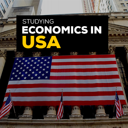 Studying Economics in USA