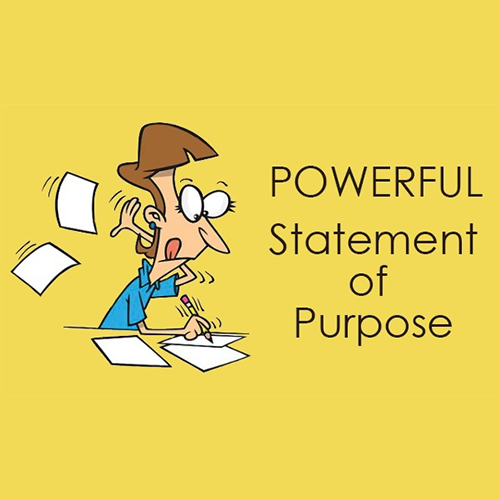 Statement of Purpose-A necessity for Abroad Education!