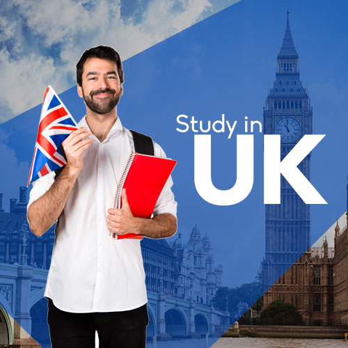 Study in the UK- A World Leader in Education