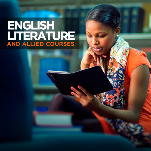 Communication and English Literature Courses