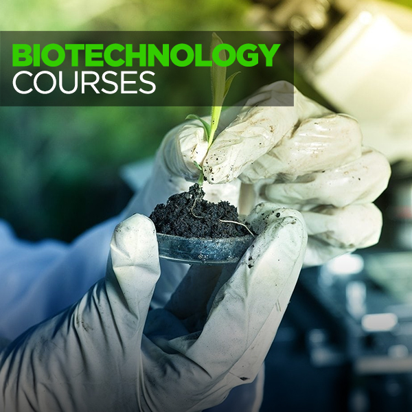 Biotechnology Courses