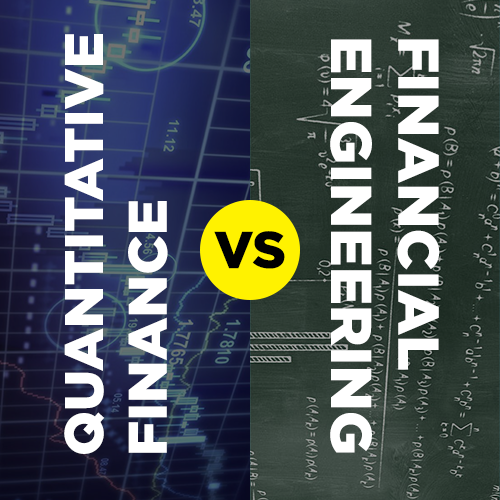 Difference between Quantitative Finance and Fin Engineering