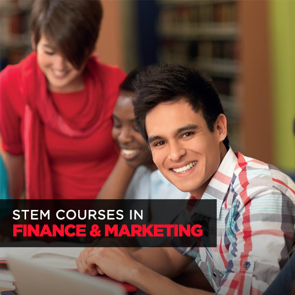 Stem Courses in Finance & Marketing