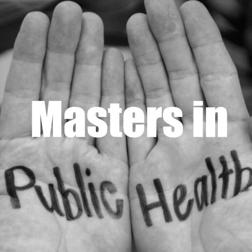 MASTER'S IN PUBLIC HEALTH
