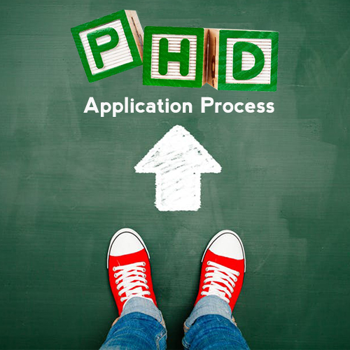 APPLYING FOR PhD PROGRAMS