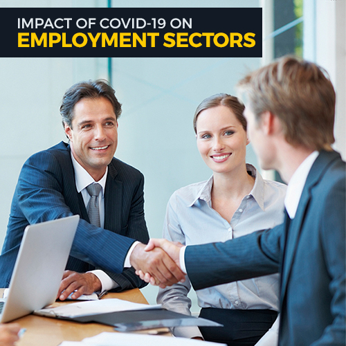 Impact of COVID-19 on Employment Sectors