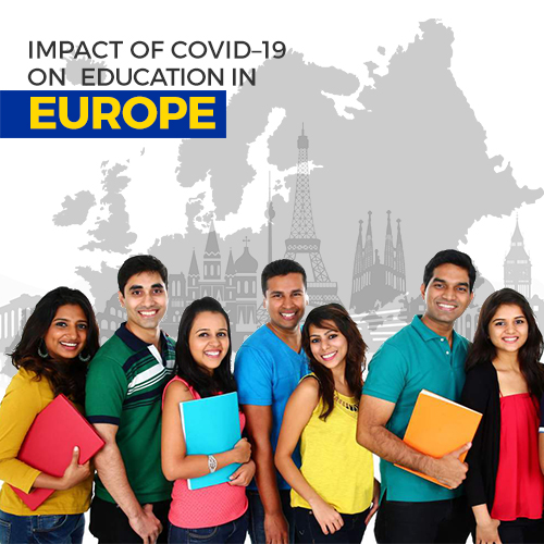 Impact of COVID–19 on Education in Europe