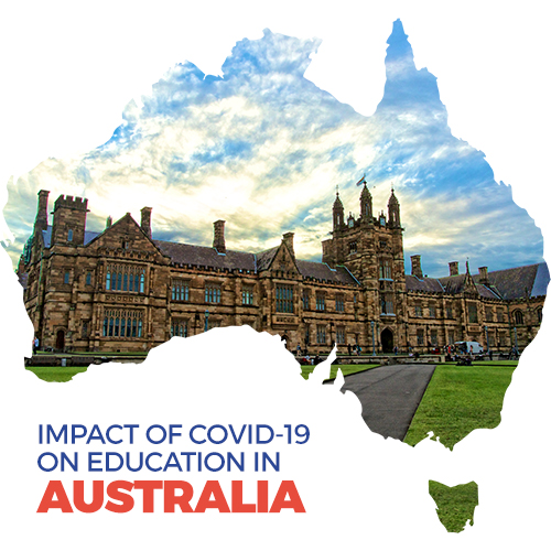 Impact of COVID-19 on Education in Australia