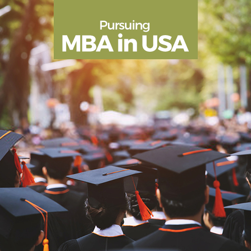 Pursuing MBA in USA